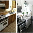 We changed our kitchen in 3 days for less than $400!