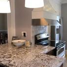 Blue Gray Kitchens