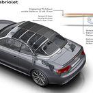 2014 Audi RS5 Cabriolet Acoustic Top