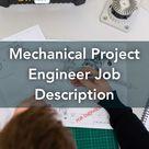 Mechanical Project Engineer Job Description