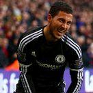 Eden Hazard faces four-week layoff