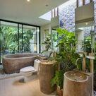 Badezimmer mit Pflanzen: Es grünt so grün, wenn Badezimmer blühen … - my lovely bath - Magazin für Bad & Spa