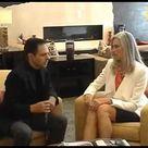 Roxanne Gould Interviewed on CNTV Channel 3