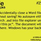 Document File