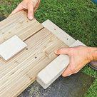 Holzdeck bauen