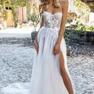 "Tom Sébastien 2021 ""Provence"" Wedding Dresses   Wedding Inspirasi"