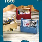 Wooden Tote Woodworking Plan