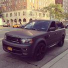 Black Range Rovers