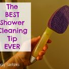 Shower Cleaning Tips