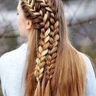 70 Amazing Braid Hairstyles For Party And Holidays