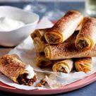 Türkische Fleischröllchen Rezept    LECKER