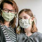 Nähanleitung für einen Mundmaske | Fotografie in Baden-Baden & Umgebung