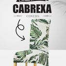 Cabrexa Long Back Chair Covers