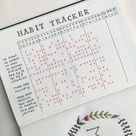 Bullet Journal Addict - Habit Tracking And Bullet Journaling