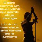 Mylene Farmer -Ici bas (Paroles/Lyrics)