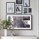 So versteckst du deinen Fernseher im Wohnzimmer – elbmadame