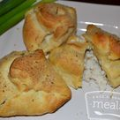 Creamy Chicken Pockets