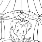 Colorear Dumbo 15