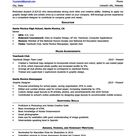 High School Resume Template & Writing Tips | Resume Companion