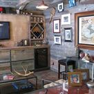 Basement Man Caves