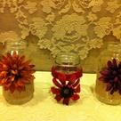 Candle Mason Jars