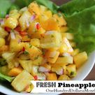 Pineapple Salsa Recipes