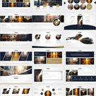 4 in 1 business design presentation