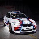 2016 BMW MotoGP Safety Car Gets Performance Parts Upgrade VIDEO