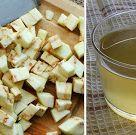 Agua para desintoxicar de Manzana y Canela ideal para dietas reductoras