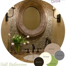 Bathroom Color Palettes