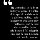 Wuthering Heights Quotes
