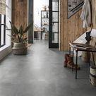 PVC vloer Plaza Click grey