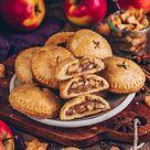 Apfel Hand Pies (vegane Mini-Apfelkuchen)