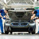 2015 BMW i8 Production Mega Gallery