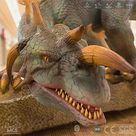 Animatronic Dragon Iron Dragon Robot-DRA012