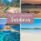 10 Wonderful Days In North Sardinia, Italy