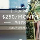 Ways To Earn Money