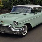 Minty Survivor 1957 Cadillac Series 62 Coupe