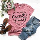 Crossing Guard, Cross Guard Gift, Guard Shirt, School Shirt, School Guard Shirt, Tshirt, Womens Shirt, Womens Tshirt, Crossing, Guard