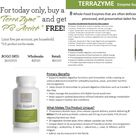 TERRAZYME  help strengthen the body's production of enzymes which in turn helps with the digestion of proteins, fats, complex carbohydrates, sugars, and fiber.  Take on an empty stomach to increase your #metabolism.  PB Assist is a prebiotic microorganism and #probiotic supplement in a double capsule delivery system getting safely to the digestive tract.
