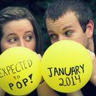 Fun Pregnancy Announcement