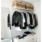 open closet inspiration
