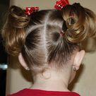 Toddler Girls Hairstyles