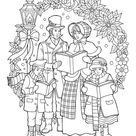Coloring book page