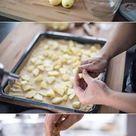 Apfelkuchen Rezept: Apfel-Streuselkuchen vom Blech | BR.de