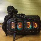 Nixie Tube Watch IN-12 , wall or tabletop clock