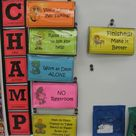 Classroom Behavior Chart