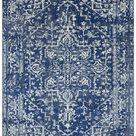 Moroccan Rug – Blue