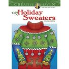 Creative Haven Ugly Holiday Sweaters Coloring Book - Walmart.com