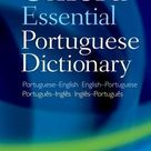 *Download [EPUB] Oxford Essential Portuguese Dictionary By - Oxford University Press